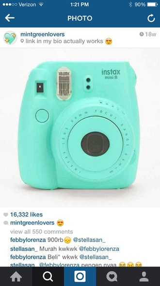 home accessory mint instax