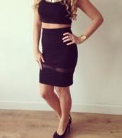 shirt,black,midi skirt,see through,skirt,i want this skirt #jcrew #skirt