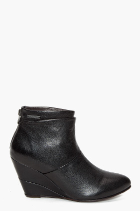Diesel Edith Wedge Boots for women