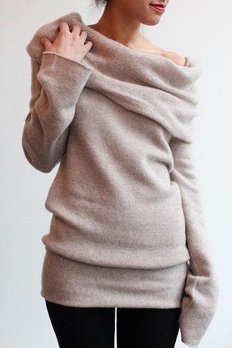 sweater christmas streetwear warm knitwear zaful winter sweater girly pretty thanksgiving chic
