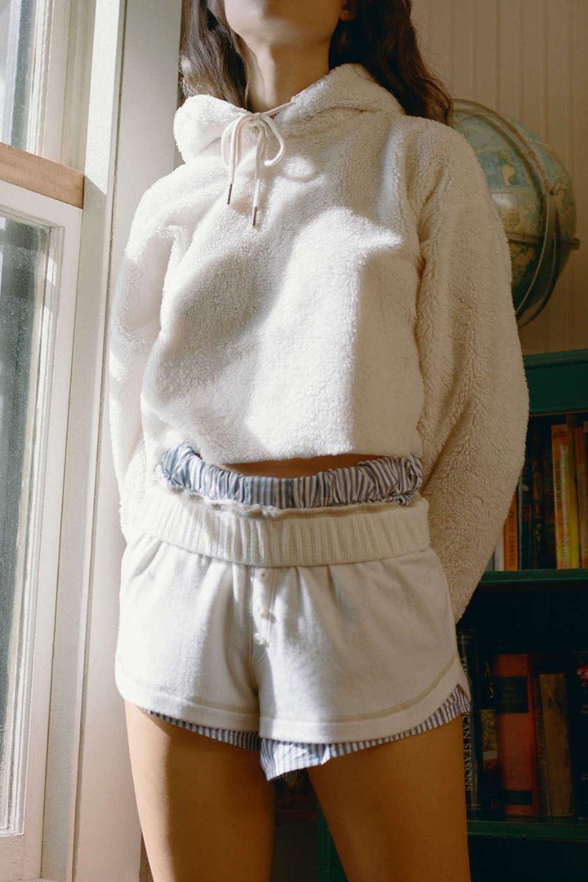 Out From Under Lightweight Drawstring Short