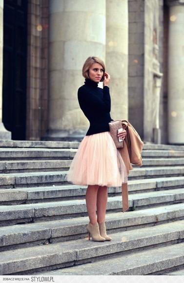 jumper skirt style ballet skirt tulle skirt tulle skirt pretty skirt