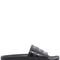 Adilette leather slide sandals