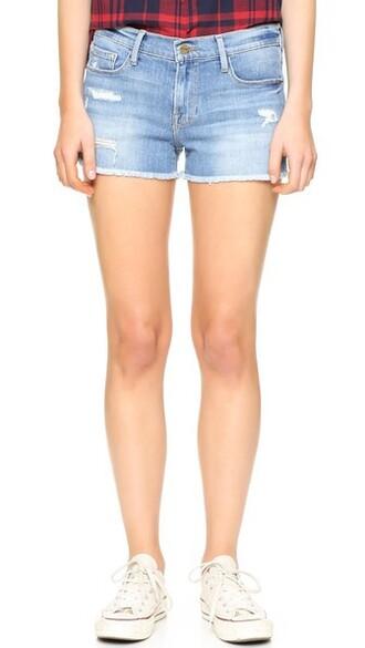 shorts cut off shorts