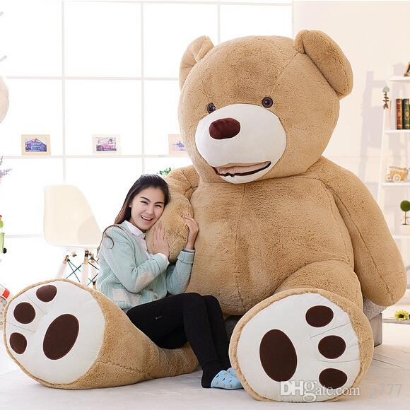 2015 Hot Sale Huge Giant Teddy Bear 93 8 Feet 240cm High