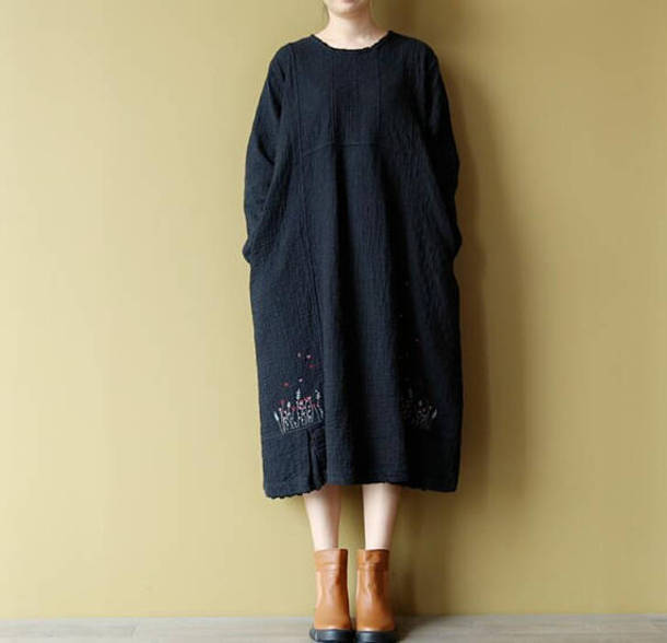 dress black long dress black long dresses