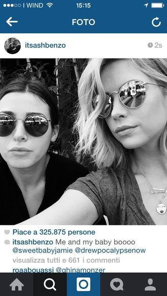 sunglasses ashley benson