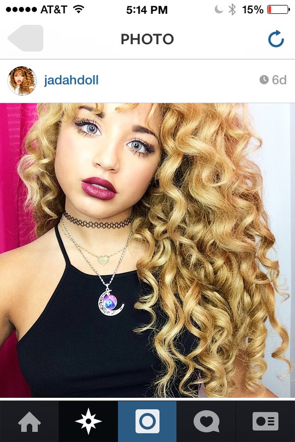 jewels jadah doll Jadah Doll makeup