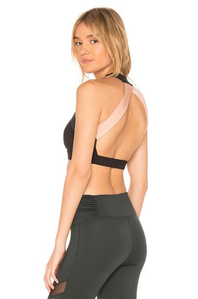 Body Language bra sports bra black underwear