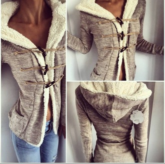 cardigan clothes fashion style hoodie