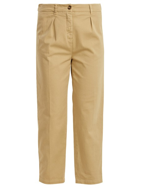 WEEKEND MAX MARA beige pants