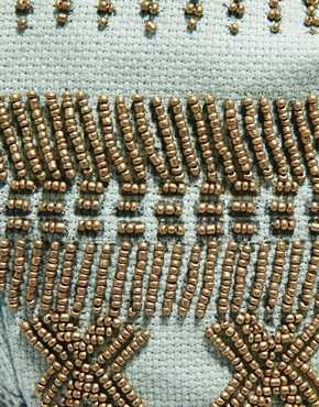 ASOS | ASOS Duffle Bag With Embellishment at ASOS