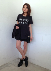 fire on the head,t-shirt,jacket,skirt