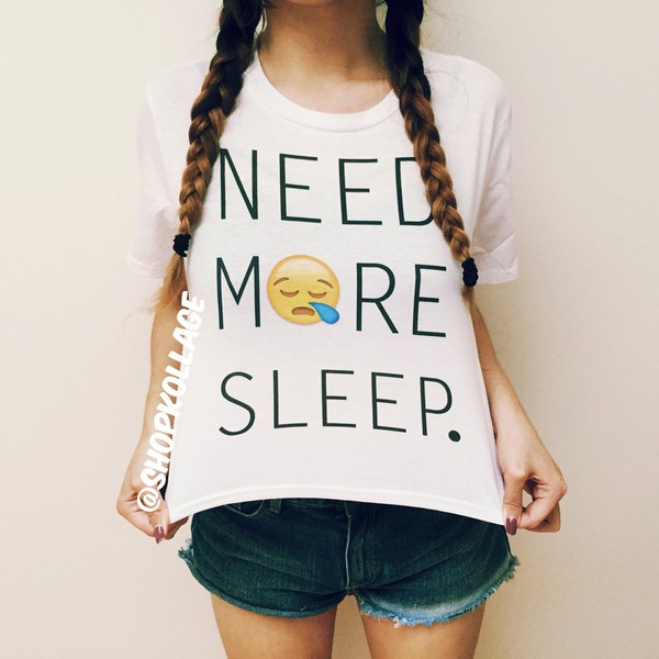 Shirt Tired Tumblr Teenagers Back To School Tees