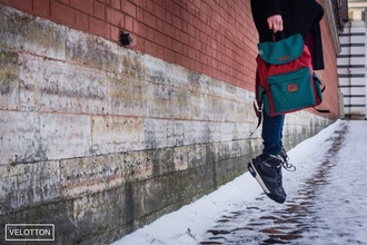 bag backpack marsala accessories waterproof style street style accessories.