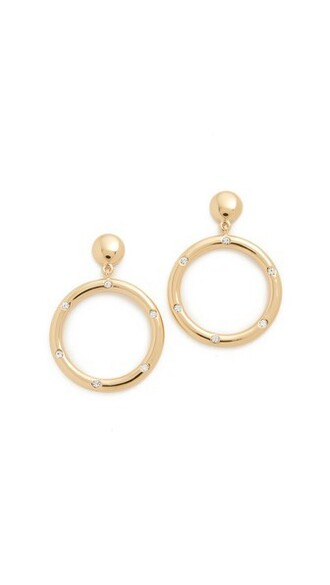 statement earrings clear statement earrings gold jewels