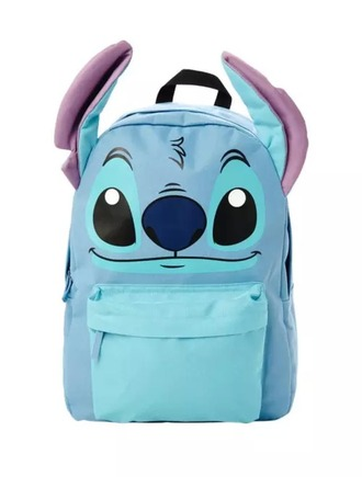 bag backpack stitch cute funny back to school