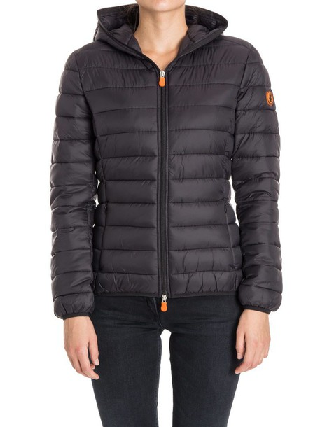 Save The Duck jacket down jacket black
