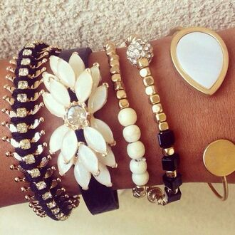 jewels leather bracelet stacked bracelets bracelets