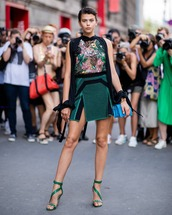 shoes,dress,sandals,sandal heels,green shoes,green sandalss,strappy sandals