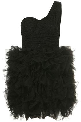 Lace ballerina dress by rare opulence**