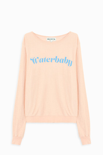 jumper pink sweater