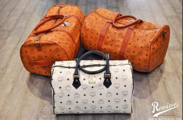 bag mcm bag tote bag
