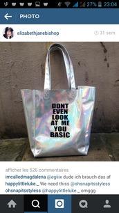 bag,metal,grunge,grey,silver,fashion,fashionista,fashionistaa,black