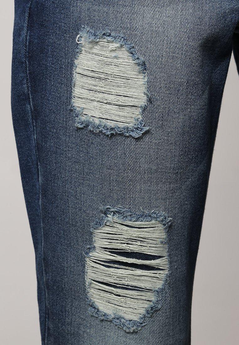 Even&Odd Jeans Relaxed Fit - blue denim - Zalando.de