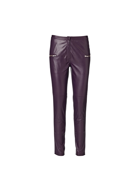 Bongani leather pants - Clothing | By Malene Birger