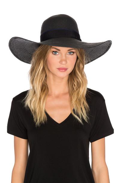 Michael Stars hat floppy hat black