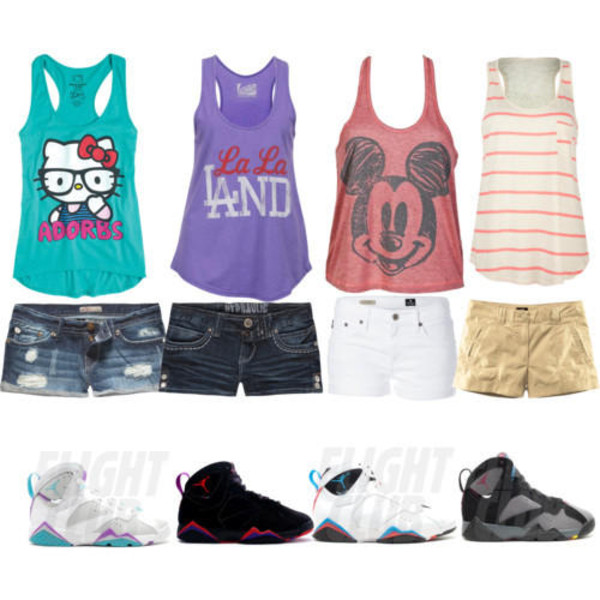 shirt mickey mouse shorts air jordan shoes hello kitty tank top t-shirt pretty jeans skini light blue micky mouse shirt tank top shirt air jordan clothes clothers