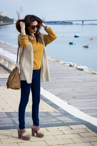 shoes and basics blogger jeans jacket bag shoes sunglasses
