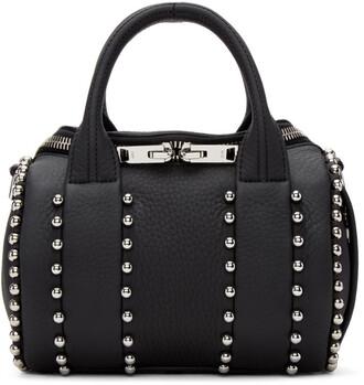 mini ball bag black
