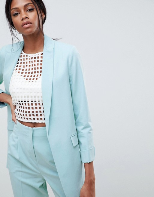 ASOS DESIGN mix & match tailored blazer at asos.com