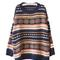 Heart line vintage sweater