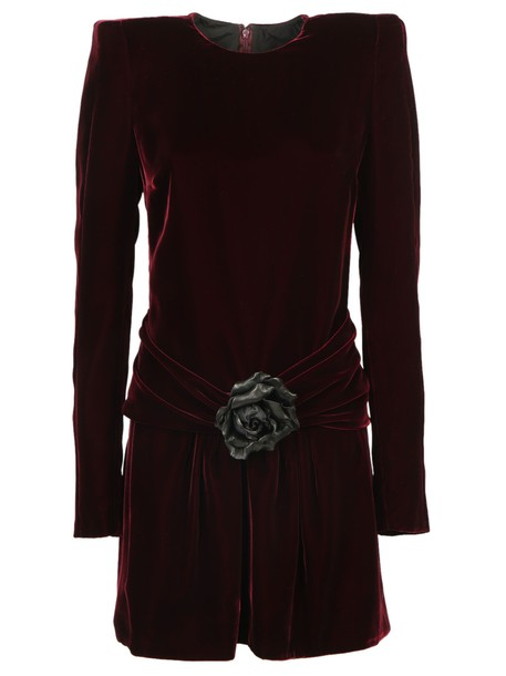 dress velvet dress velvet