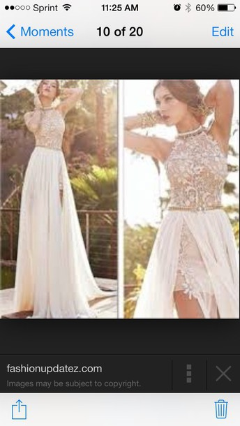 dress lacepromdress lace dress prom dress white dress