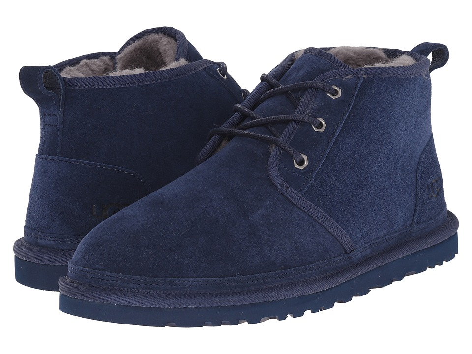 boy uggs navy blue