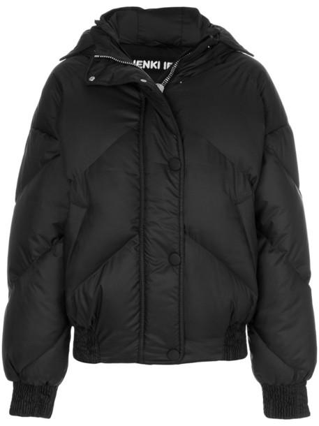 Ienki Ienki jacket puffer jacket women spandex quilted cotton black