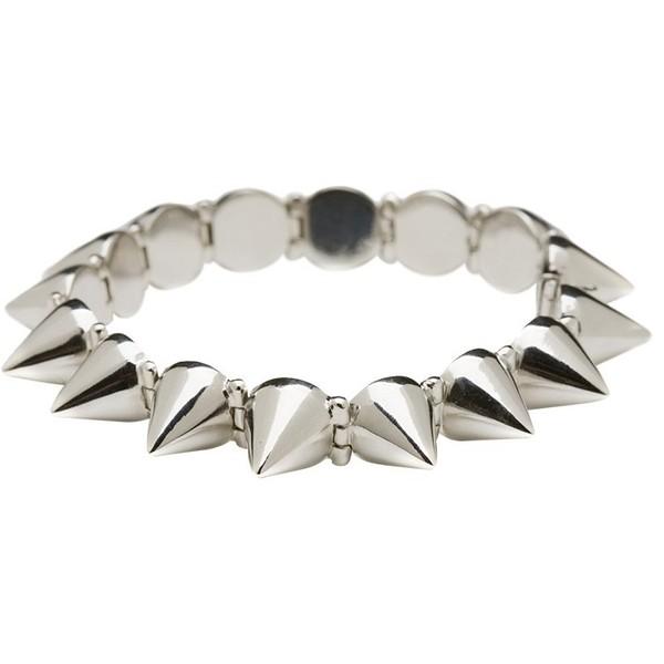 CC Skye Mercy Spike Bracelet - Polyvore
