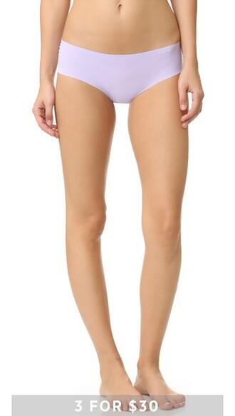 hipster lavender underwear