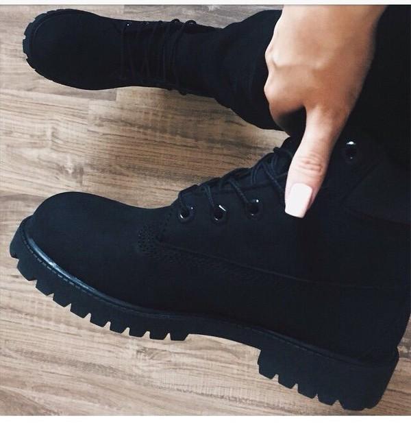timberland 6 inch premium boot black woman