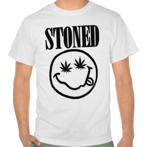 smiley face stoned