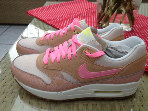 shoes nike air max pink/nude air max