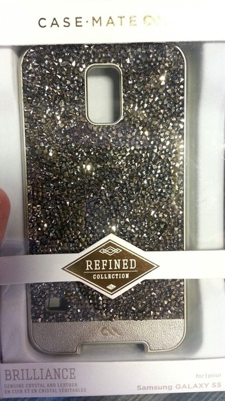 galaxy print phone case sparkles