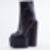 Jeffrey Campbell Mulder in Black at Solestruck.com