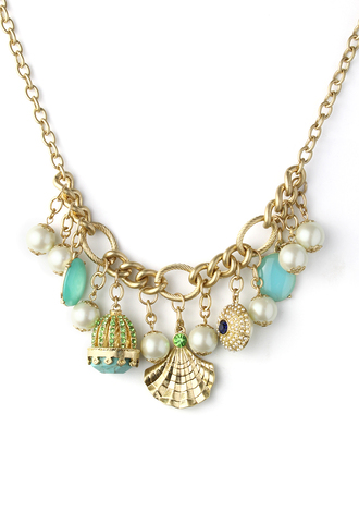 jewels shell crown pearl delicate blogger women gift ideas