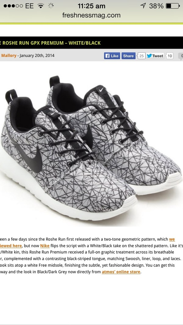 shoes nike roshe run running shoes nike