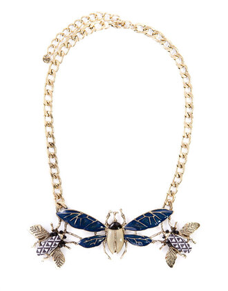 jewels necklace pull and bear jewelry quirky jewellery bee